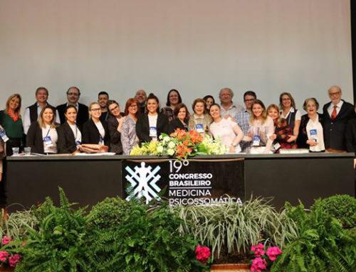 19º Congresso Brasileiro de Medicina Psicossomática reuniu mais de…