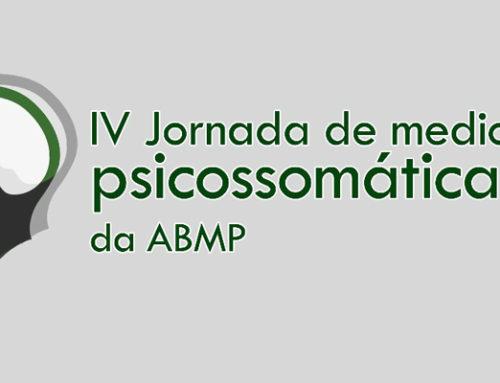 IV JORNADA DE PSICOSSOMÁTICA